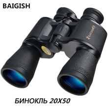 купить 20x50 Russian Binoculars Hd Powerful Military Binocular High Times Zoom Telescope binocular Lll Night Vision For Hunting дешево