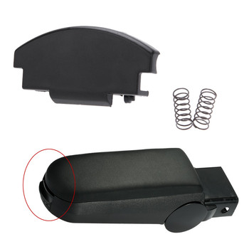 Center Console Armrest Lid Latch Clip Kit for VW Jetta Bora Mk4 Golf Black tanie i dobre opinie GZYOCN Podłokietniki