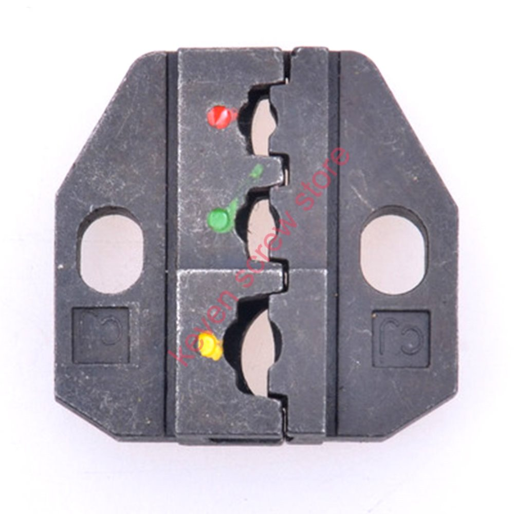 Crimping Plier Tool Cable Clamp Pressed Terminal Module 336-6, Model Of Electrical Tools Cutting