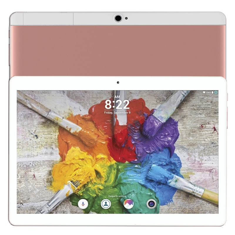 IBOPAIDA Android 6.0 Tablets PC Tab Pad 10.1 Inch IPS 1280x800 Quad Core 1G 16G 32G Dual SIM Card 3G Phone Call 10