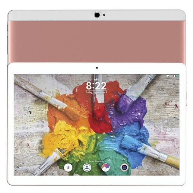 "Ibopaida android 6.0 tabletas pc tab pad 10.1 pulgadas ips 1280x800 quad Core 1G 16G 32G de Doble Tarjeta SIM 3G Llamada de Teléfono 10 ""GPS Phablet"