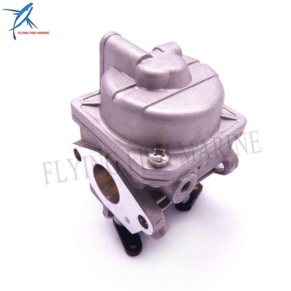Boat Motor 3303-8M0053668 Carburetor Carb Assy For Mercury Mercruiser Quicksilver 4-stroke 6HP Outboard