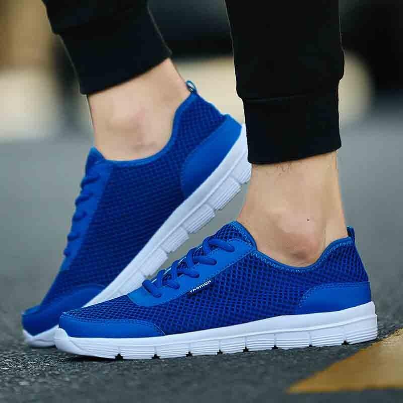 Hommes Noir Mode Maille Chaussures 436 Casual gris De Qualité Sneakers Respirant Ww D'été Masorini À bleu Espadrilles Haute Lacets 2018 xSq06nxTO