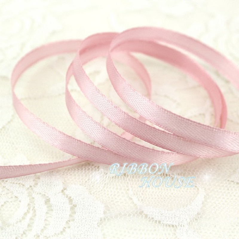 25 yards roll Pink Meat Single Face Satin Ribbon Wholesale Gift Wrapping Christmas ribbons (25 yards/roll) Pink Meat Single Face Satin Ribbon Wholesale Gift Wrapping Christmas ribbons