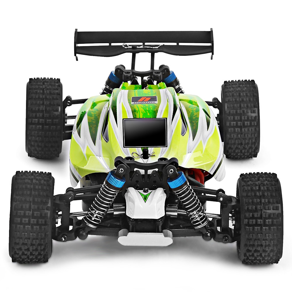 все цены на  WLtoys A959 - B RC Cars 1:18 Scale 2.4G 4WD 70km/h RC Off-road Electric Car RTR 540 Brushed Motor RC Car Electronic Model Toy  онлайн