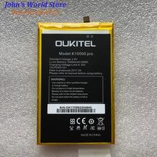 Oukitel k10000 Pro/Mix батарея 100% оригинальный большой ёмкость 10000 мАч батарея Замена для oukitel k10000 Pro мобильный телефон