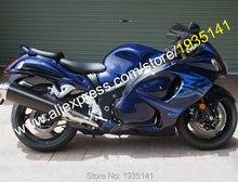Hot Sales,Motorcycle Accessories For Suzuki Hayabusa GSX-R1300 2008-2013 GSXR 1300 Blue Motorbike Fairing (Injection molding)
