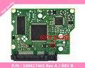 PCB 100617465 Rev A B para Seagate SATA Hard Disk Drive H/D ST1000DL002 ST2000DL003 HDD PCB/logic placa