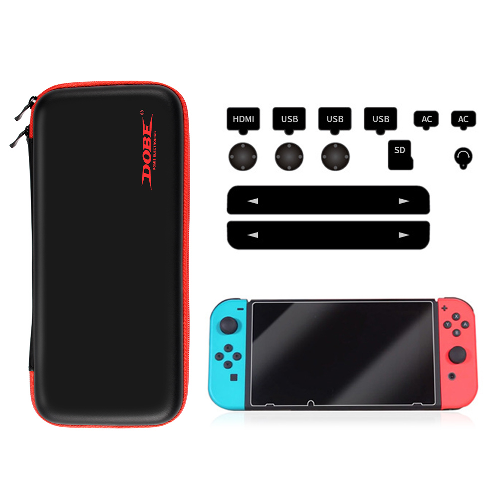 VBESTLIFE new Waterproof carrying case bag for Nintend Switch Game console Host Accessories Portable Travel Storage Bag