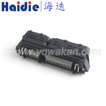 цена Free shipping 1set AMP PCB 121pin ECU electronic connector, control system 121 pin ecu connector MG641756-5/MG642474-5 онлайн в 2017 году