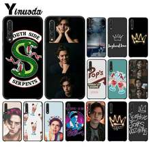 Yinuoda American TV Riverdale Series Cole Sprouse Phone Case for Huawei P9 P10 Plus Mate9 10 Mate10 Lite P20 Pro Honor10 View10(China)