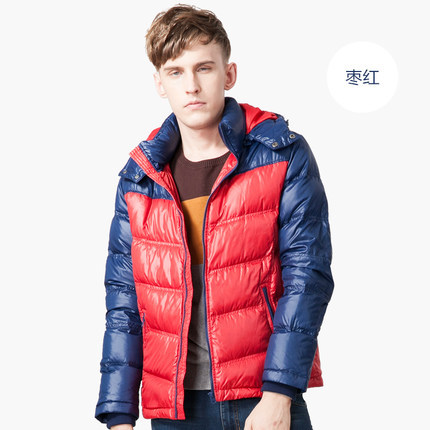 2015 New Hot Thicken Warm Men Down jacket Coat Parkas Outerwear Cold Slim Mid Long Luxury Sports Plus Size XL Hooded