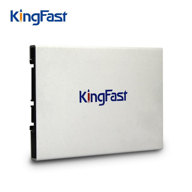 """Envío gratis kingfast 7mm ultra delgado de metal de 2.5 """"disco duro interno de 60 gb ssd de estado sólido/sataiii hdd 6 gbps para el ordenador portátil y de escritorio"""