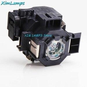 Image 2 - V13H010L41 Lampada Del Proiettore con Alloggiamento Per Epson PowerLite S5/S6/77C/78, EMP S5, EMP X5, h283A, HC700