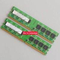Desktop Memory Lifetime Warranty For Hynix DDR2 1GB 2GB 667MHz PC2 5300U 667 1G Computer RAM
