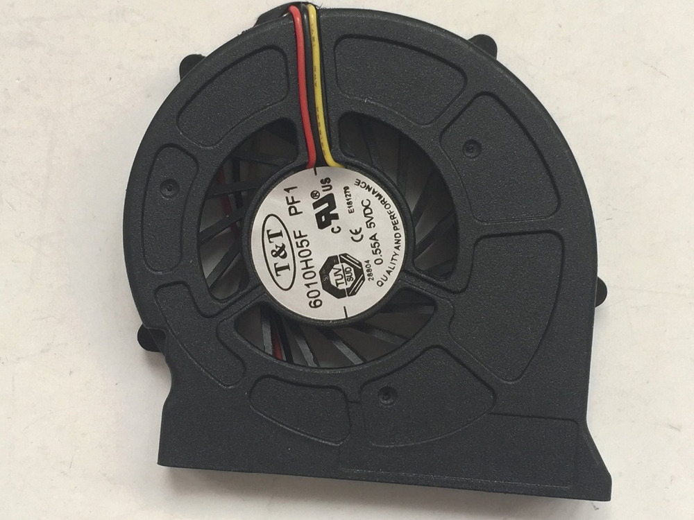 SSEA New wholesale CPU Cooling fan for <font><b>MSI</b></font> CR420 CR420MX CR600 <font><b>EX620</b></font> CX620MX CX420 Cooler fan 6010H05F PF1 image