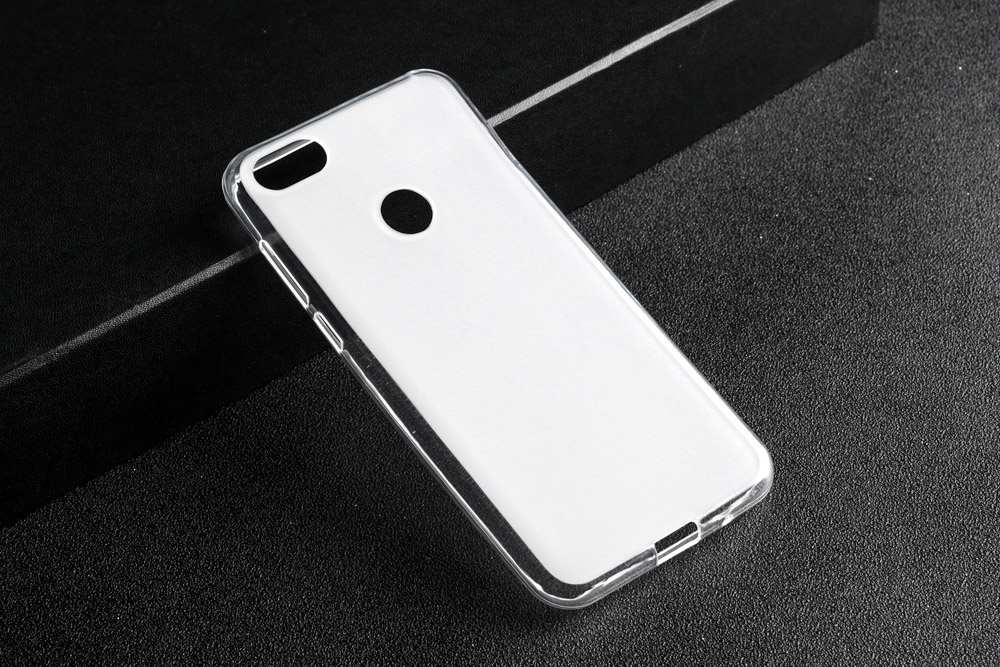 Silicone Case For Google Pixel 3 Case Anti-Knock Soft TPU White Phone Cover Ultra Thin Back Cover Protective Shell