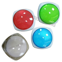DC 5V/12V 80mm Illuminated Momentary Push Button SPDT Micro Switch Arcade Game Cabinet Machine parts