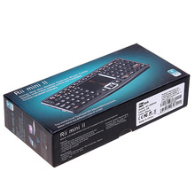 2.4G Rii N7 Mini Keyboards Wireless Keypad Touchpad QWERTY 27 LED Backlights Air Keyboard for Computer Laptop Accessories