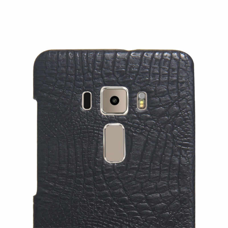 ل Asus Zenfone 3 ZE520KL حافظة جراب حقيبة هاتف من الجلد المصقول ل Asus Zenfone 3 ZE520KL ZE 520KL ZE520 520 KL Z017D Z017DA Z017DB