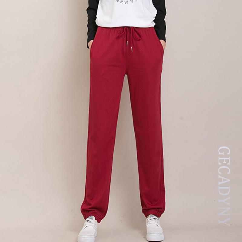 Aspectos básicos de las mujeres Pantalones casuales Pantalones - Ropa de mujer