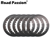 Road Passion Motorcycle 6 pcs Clutch Steel Plates Kit For KTM 200SX 200XC 200XC W 144 SX 125 SX 150 SX 200 XC XCW 200XCW