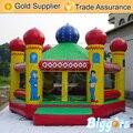 Biggors inflable casa de Brinco Inflables Gran Juego Al Aire Libre Alquiler de Castillo Hinchable Comercial