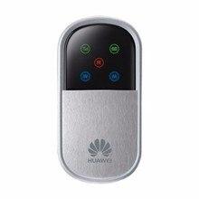 مقفلة هواوي E5830 Wifi الموجهات 3G مودم راوتر 7.2Mbps المحمول WiFi نقطة ساخنة 3G HSDPA WCDMA GSM جيب راوتر