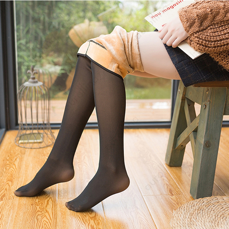 Woman Winter Thick Tights 1821 (3)