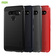 For LG V50 thinQ Case Cover MOFI Fitted TPU Cases High Quality Soft Back