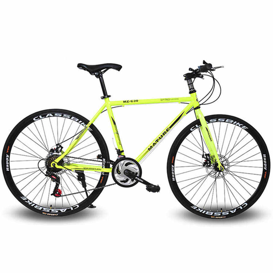d53fe92dcb8 ... 28 Inch 21 Speed Bike Frame Rode Bike Bicycle 21 Speed Disc Brakes Tall  Man MTB ...