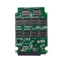 10 x Micro SD TF Memory Card to SATA SSD Adapter + RAID Quad 2.5 SATA Converter_KXL0725