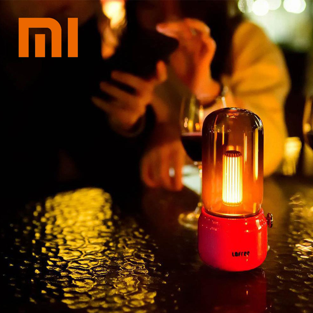 Xiaomi LOFREE Exquisite Candle 1800k LED light source 2200mAh lithium battery low light endurance for 20