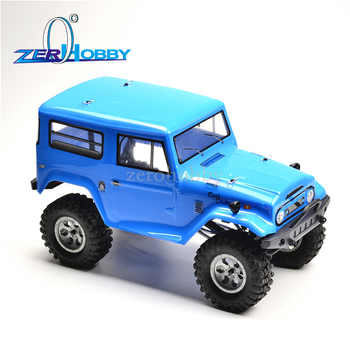 HSP RGT Racing 136100PRO 1/10 Scale Electric 4wd Off Road Rock Crawler Cruiser RC-4 Climbing Hobby Remote Control Car LED - DISCOUNT ITEM  25% OFF All Category