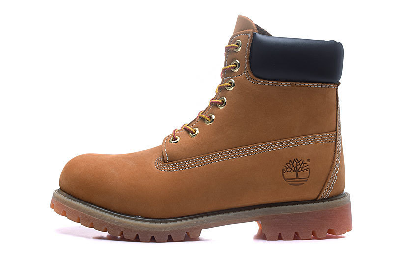 TIMBERLAND Original Brand New Classic Men's Ankle Boots For Men Male Genuine Cow Leather Anti-Slip Premium 10061 High-Top Shoes 1