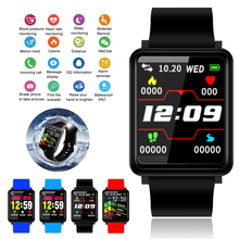 Smartwatch Heart Rate Monitor Smart Watch Wearable Sport Men Connect Watch Fitness Tracker Women Call Reminder For IOS Android цена