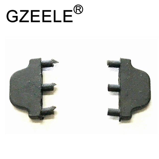 GZEELE 2pcs/set for Lenovo X220T(X220 TABLET) X230T Front Bezel Rubber Bottom Foot Feet Palmrest KB Cover Bezel