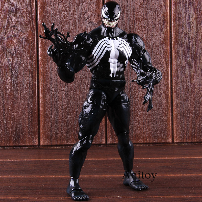 Marvel Venom Hot Toys Action Figure 1/6 Scale PVC Collectible Model Toy