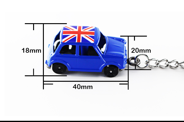 ... leilão apresenta 1 peça de branco Vermelho Azul preto 1  60 Classic MINI  Carro Fundido Corrente chave no clássico, bem-amado MINI design.este  chaveiro é ... f31cdb43b6