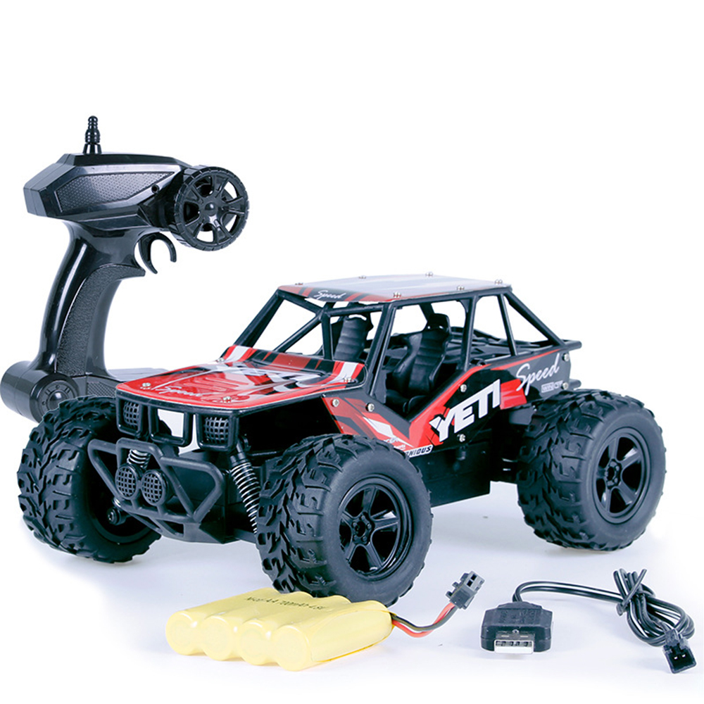 1:20 RC Car Toys for Children 2.4GHz Remote Control Car Alloy Big Foot Off Road Climbing Vehicle Truck Toys For Kids Gift 2018 rc car kids toy diy block remote control off road remote control vehicle educationl toys best gifts for children
