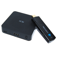 Measy W2h Mini 1080P Hdmi VGA Wireless Adapter HDMI Transmitter To Projector TV Support IOS LAN