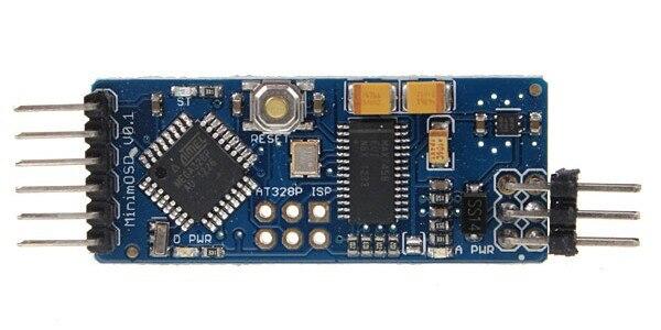 Sur-Écran D'affichage Ardupilot Mega MinimOSD Rev. 1.1 OSD diy drones pour APM 2.5 2.6 2.8