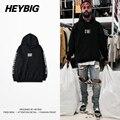 HEYBIG мужчины Гуд Цель Тура Уличная Мода Толстовки С Капюшоном Пуловеры Китайский Размер 2016 Новый Горячий одежда