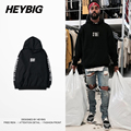 HEYBIG men Hood Purpose Tour Street Fashion Sweatshirts Hooded Pullovers Chinese Size 2016 New Hot clothing