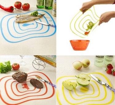 300 stücke Flexible Ultradünne Küche Tool Obst Gemüse Schneiden ...