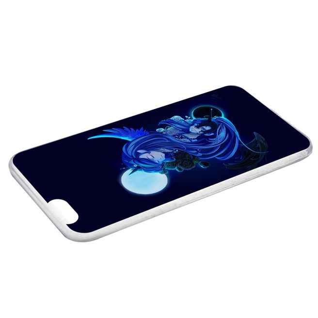 Mutouniao ジェミニシリコンソフト TPU ケース Huawei 社の名誉 6 × 8 プロ V9 4C 5C 7X 7C V10 メイト 7 8 9 10 P20 プロ Lite の