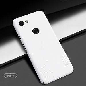 Image 5 - For Google Pixel 3a case cover NILLKIN Frosted PC Matte hard back cover with Gift Phone Holder For Google Pixel 3a XL case cover