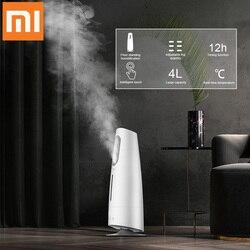 Xiaomi Home DEERMA увлажнитель воздуха тумана сенсорный экран 4L масляный диффузор очиститель воздуха кондиционеры комнаты офис бытовой