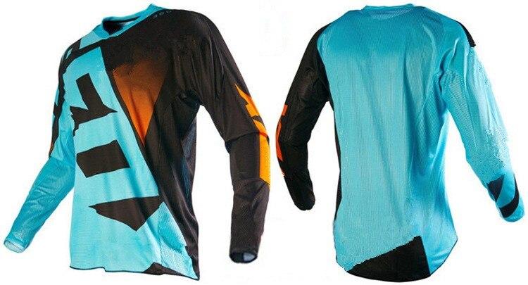360 Preme Racing Jersey MX BMX MTB Dirt MotorBike Mens Motocross Riding Jerseys Quick-drying Shirts