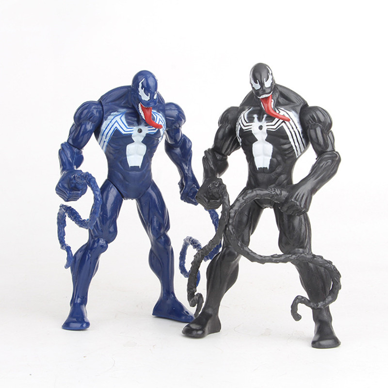 2019 New Genuine Original Venom PVC Action Figure Collectible Model Toy 16cm